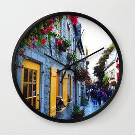 Canadian Eye Candy  Wall Clock