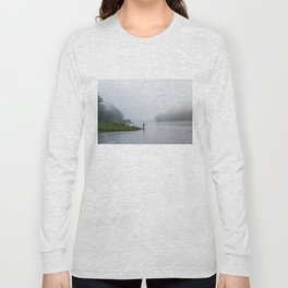 Morning Fishing Long Sleeve T-shirt