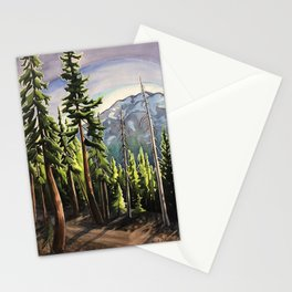 Before the Light Falls Stationery Cards