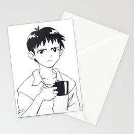 SHINJI 02 Stationery Cards