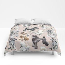 Poodles Comforters