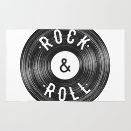Rock & Roll Rug