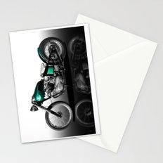 Triumph Motorbike Stationery Cards