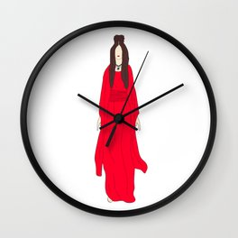 Madge 6 Nothing Really Matters Wall Clock