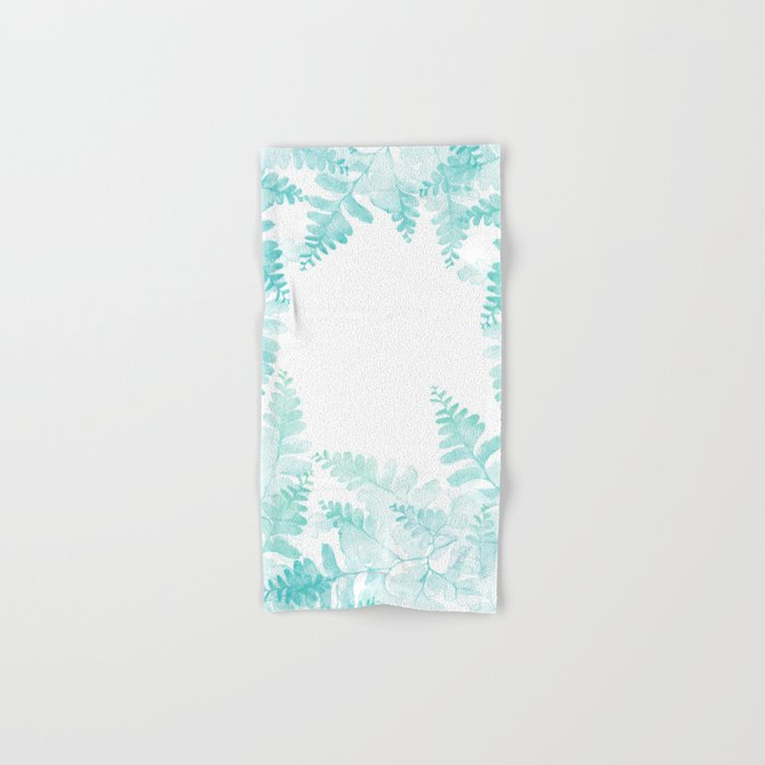 Ferns Jungle Hand & Bath Towel