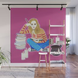 Hermione Wall Mural