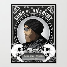 Sons of Anarchy Series Canvas Print