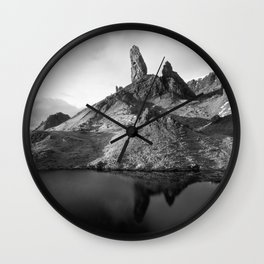 The Old Man of Storr Wall Clock