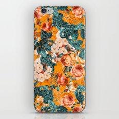 SUMMER GARDEN III iPhone & iPod Skin