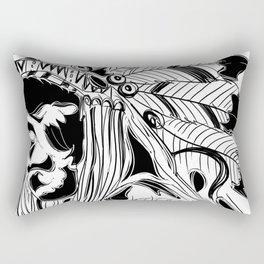 OLD BASTARD Rectangular Pillow