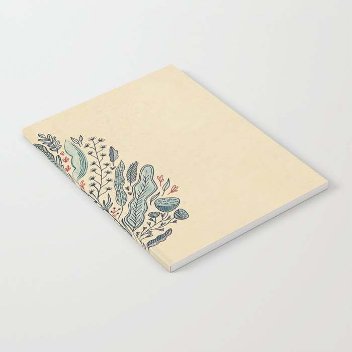 Turning Over A New Leaf Notebook