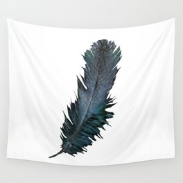 Feather - Enjoy the difference! Wall Tapestry