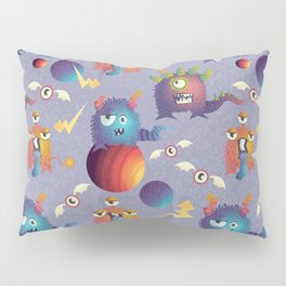Monster in your head Pillow Sham