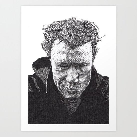 Heath Art Print