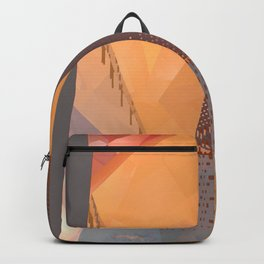Textures Five Version One Backpack