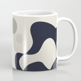 Moons of Saturn Coffee Mug
