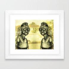 The Brewster Circle Boys Framed Art Print