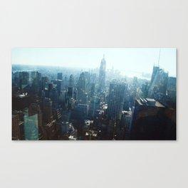 Midtown II Canvas Print