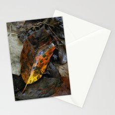 There's a fire in the forest Stationery Cards