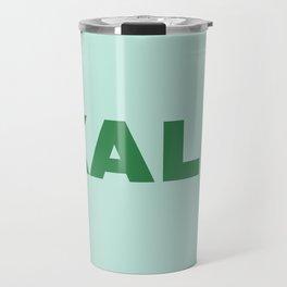 Kale  Travel Mug