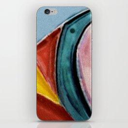 The Kandinsky's Chubby Bird 2 iPhone Skin