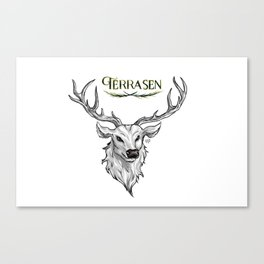 Terrasen Canvas Print