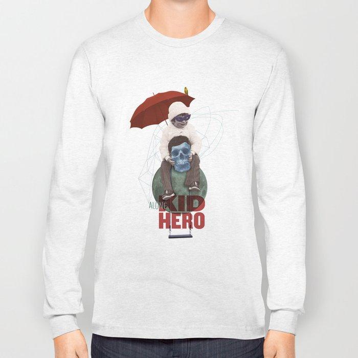 KID HERO Long Sleeve T-shirt