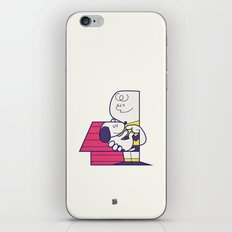 Home is where you are iPhone & iPod Skin
