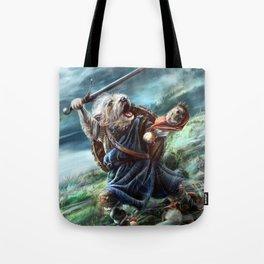 Bruno the Brave Tote Bag