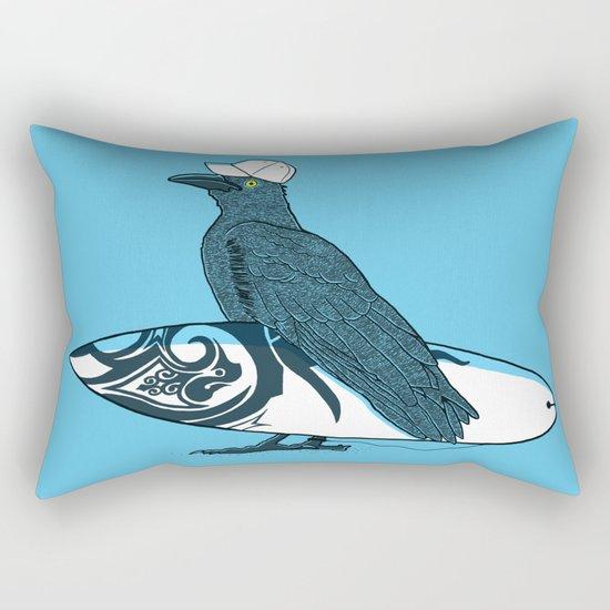 Birdwatch Rectangular Pillow