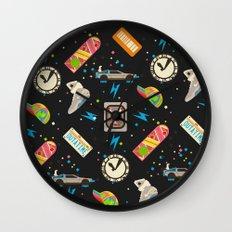 Future Pattern Wall Clock