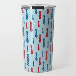 Neck Ties Travel Mug