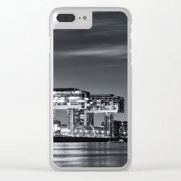 COLOGNE 07 Clear iPhone Case