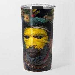 Papua New Guinea Adventure Travel Mug