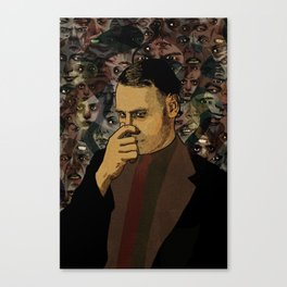 The STENCH Canvas Print
