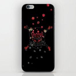 Illuminae - Death Like Roses iPhone Skin