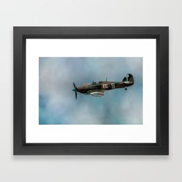 The Last of the Many Framed Art Print