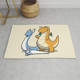 Pokémon - Number 147, 148 and 149 Rug
