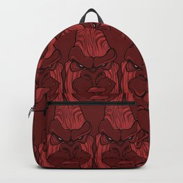 Gorilla - Chile Oil Red Backpack