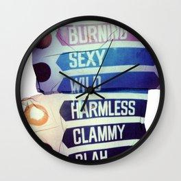 Love Tester Wall Clock