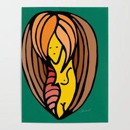 Walnut Poster