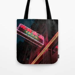 Subliminal Tote Bag