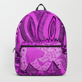 Energy of Pink Backpack