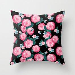 Spring Floral Dream #4 #decor #art #society6 Throw Pillow