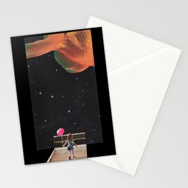 Exploring the Infinite Unknown Stationery Cards