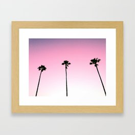 CALIFORNIA GIRLS Framed Art Print