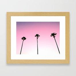 CALIFORNIA GIRLS Framed Art Print