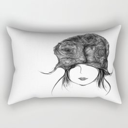 cool sketch 136 Rectangular Pillow