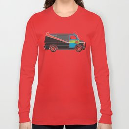 The Mess Up At The Body Shop Long Sleeve T-shirt