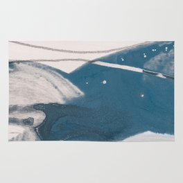 abstract painting IX Rug